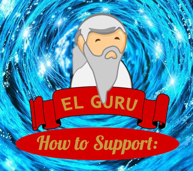 How to Support El Guru